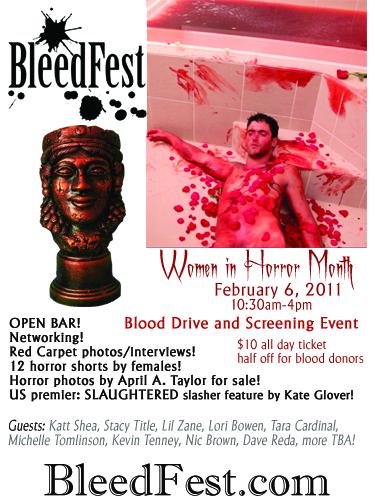 February BleedFest