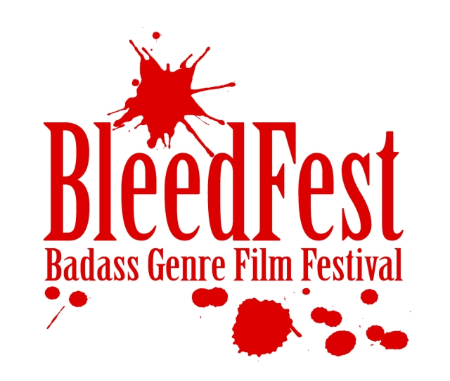 Red BleedFest Logo
